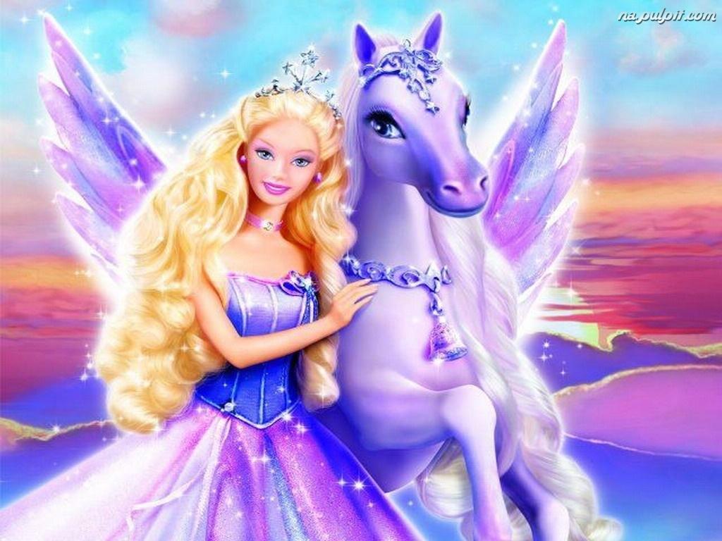 Про что игры Барби (Barbie) для девочек. Куклы Барби возникли очень